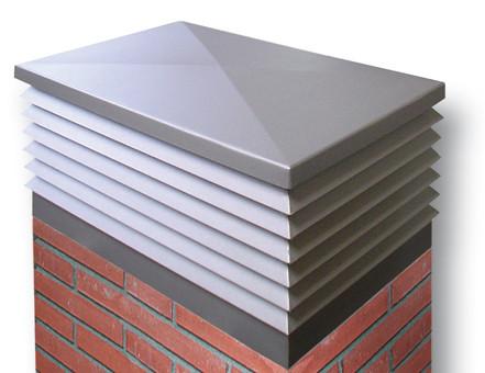 Chimeneasyconductos accesorios para instalaciones de for Chimenea calefactora precio