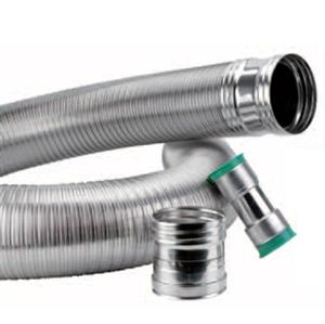 Chimeneasyconductos tuber a flexible en inox - Tubos de acero inoxidable para chimeneas ...