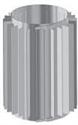 Foto de la categoría Funda radiador especial para conducto de chimenea