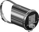 Foto Estabilizador de tiro para montar directamente en tubo circular Ø130 - Ø 200mm de