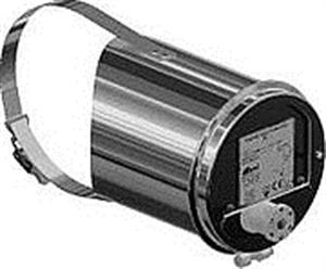 Foto Estabilizador de tiro para montar directamente en tubo circular Ø120 - Ø 200mm de