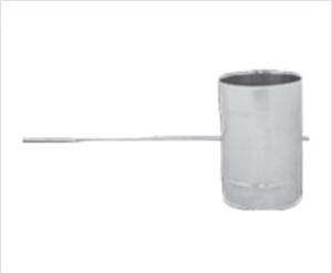 Foto Tubo con regulador de tiro de