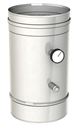 Foto Módulo recto para comprobación de tiro y temperatura en conducto de humos de