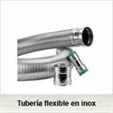 Foto de la categoría Tubería flexible de acero inoxidable